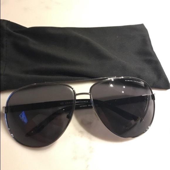 dffad2b1ef A X Armani Exchange Other - Men s Armani Exchange Aviator Sunglasses